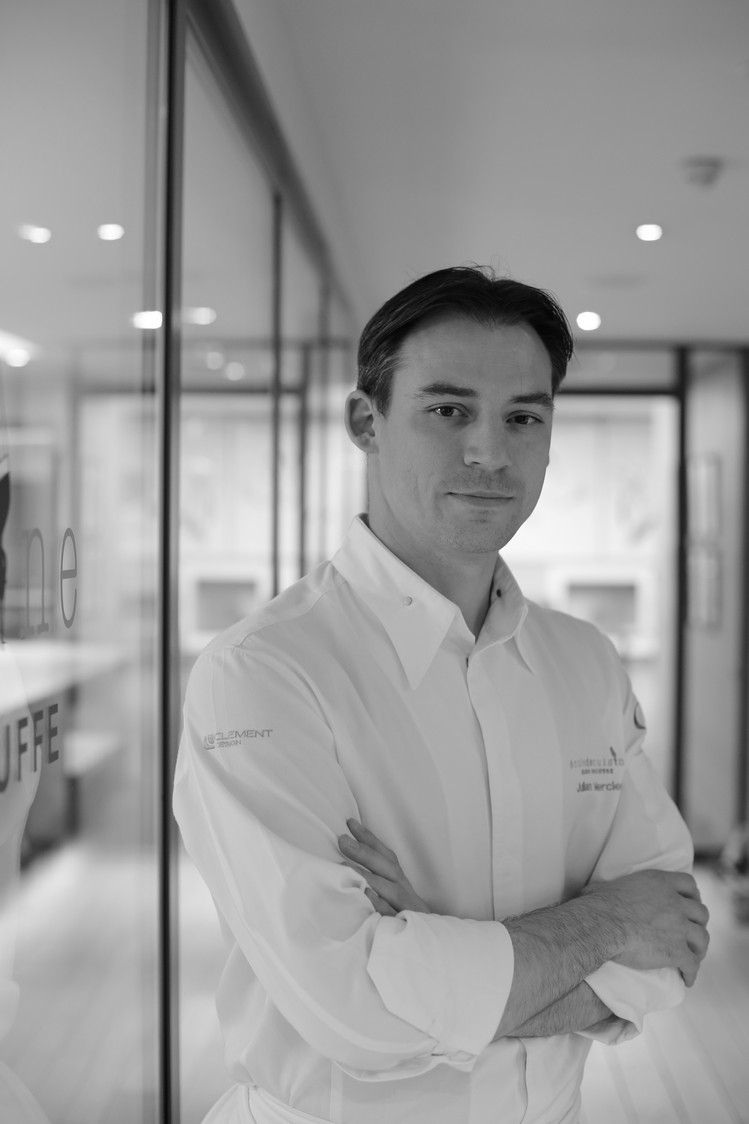 Julian MERCIER, Chef cuisinier
